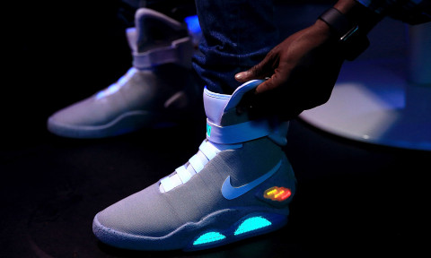 a5940fd02b3 A Redditor Claims to Have Found Nike Air Mags at Buffalo Exchange For  350