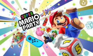 'Super Mario Party' Debuts on The Nintendo Switch