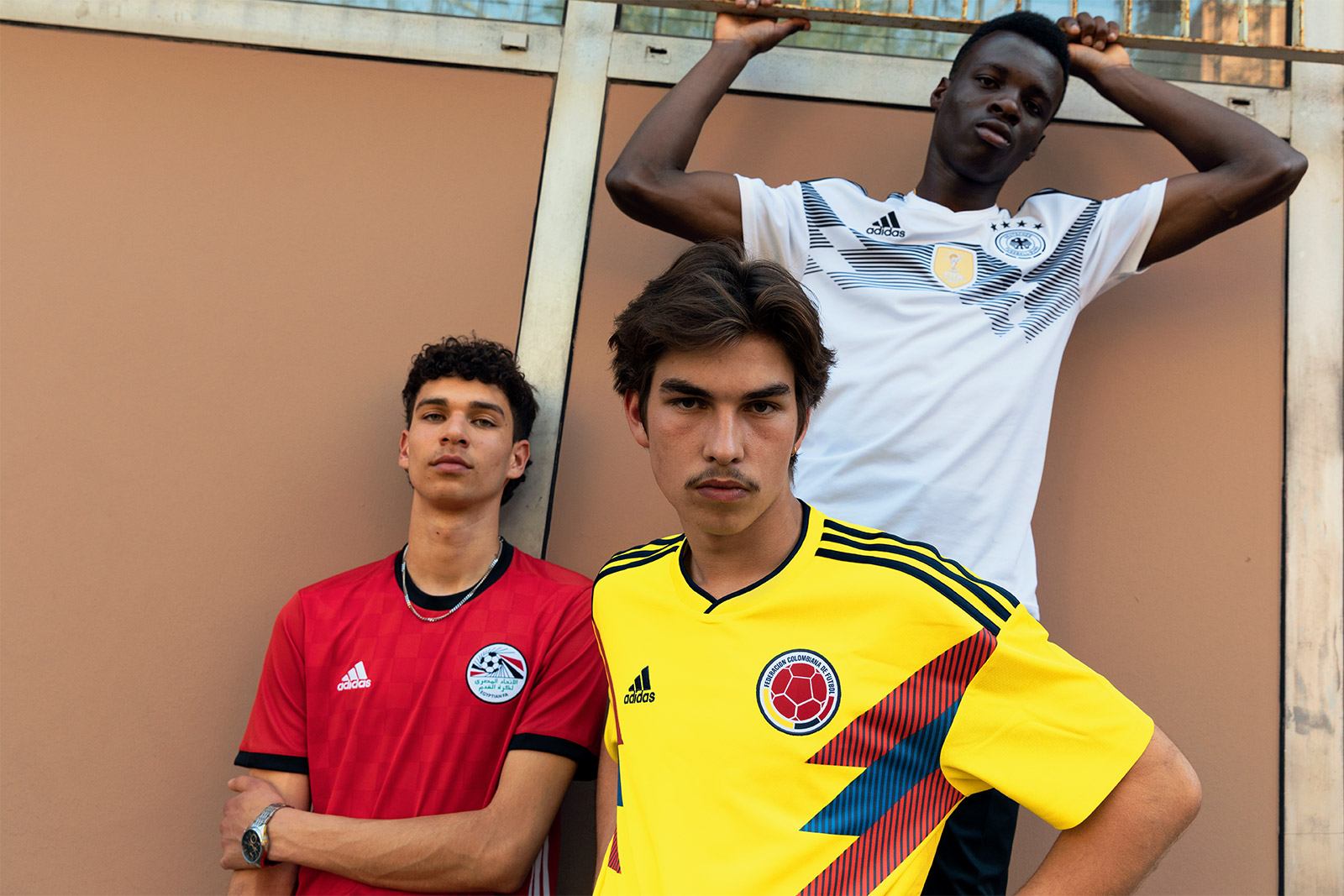 05aca0881 adidas Football s New World Cup Jerseys Are as Much About Fashion as ...