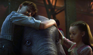 Watch the First Trailer for Tim Burton's All-New Live-Action 'Dumbo'