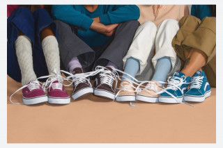 81e35cf3d23f87 Vans  Color Theory  Collection Celebrates Unisex Style
