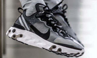 Nike's Newest Silhouette Was Fashion Week's Must-Cop Sneaker