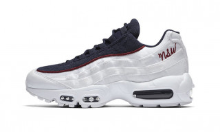 "Nike's Air Max 95 Gets a Cursive ""NSW"" Makeover"