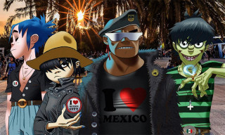 """Listen to Gorillaz's New Track """"Fire Flies"""" From 'The Now Now'"""