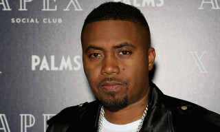 Nas Launches Kanye-Produced New Album 'Nasir'