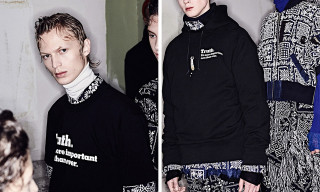 """sacai & 'The New York Times' Are All About the """"Truth"""" in New Campaign"""