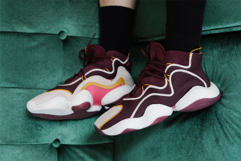 new product f185b ec26a Eric Emanuel x adidas Crazy BYW Collaboration Release Date Announced