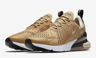 "Nike's Air Max 270 Returns in ""Elemental Gold"""