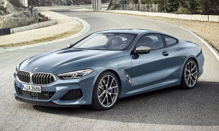 BMW Just Revealed This Brand New 8 Series Coupe at Le Mans