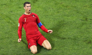 Watch Cristiano Ronaldo Score a Hat-Trick in Instant World Cup Classic