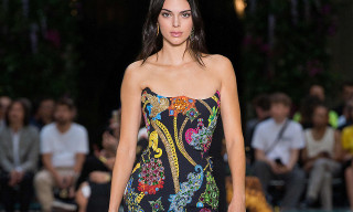 Versace Brought Out Kendall Jenner and Bella Hadid at SS19 Runway Show
