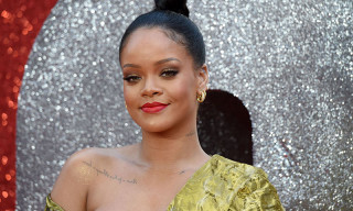 Rihanna Shares Clip of Her Working on New Music