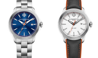 Baume & Mercier Debuts More Luxe Clifton Club Timepieces