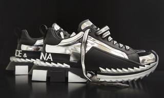 Dolce & Gabbana Debuts Bold New Super King Sneaker