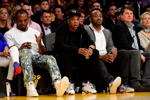 Jay-Z Named Puma's President Of Basketball Operations