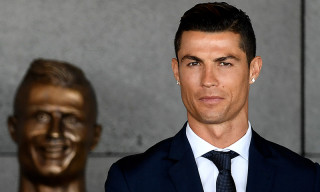 That Hilariously Bad Cristiano Ronaldo Statue Has Finally Been Replaced