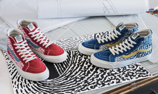You Can Now Cop the Trippy Capsule from Vault by Vans x John Van Hamersveld