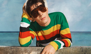 LOEWE Previews New Menswear Campaign for Spring/Summer 2019
