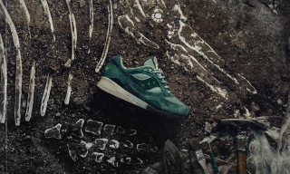 "Here's How to Cop Feature's Saucony Shadow 6000 ""Living Fossil"""
