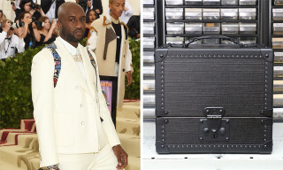 Virgil Abloh Debuts All-Black, Monogram-Less Louis Vuitton Trunk