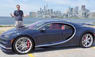 This Video Tells Us Exactly Why the Bugatti Chiron Costs $3 Million