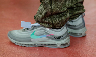 Virgil Abloh Just Debuted Two New OFF-WHITE x Nike Air Max 97s