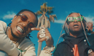 "Ty Dolla $ign, Gucci Mane, & Quavo Hit the Beach in Video for ""Pineapple"""