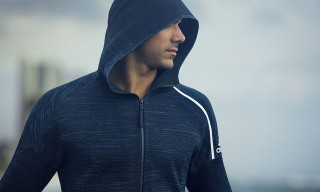 adidas Launches First-Ever Hoodie Made With Parley Ocean Plastic Yarn