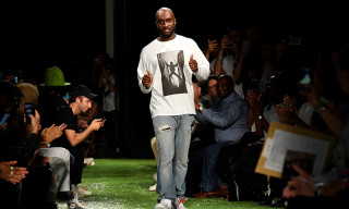 Watch Virgil Abloh Make His First Louis Vuitton Men's Collection on IGTV