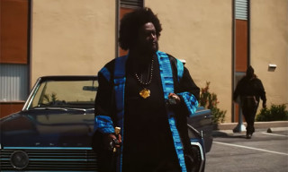 "Kamasi Washington Shares Epic Video for ""Street Fighter Mas"""