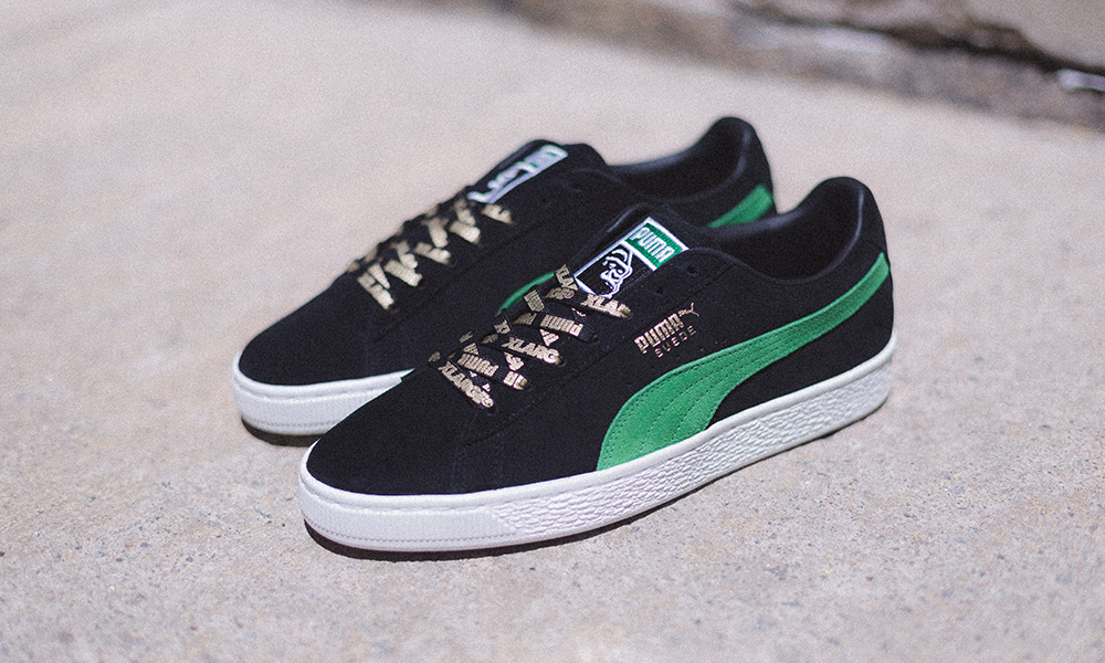 7540f9de8b09 PUMA   XLARGE s Suede 50 is an Ode to  90s Hip-Hop Culture