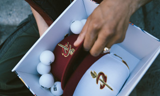 New Era Drops 'NBA Authentics: Draft Series' Collection & Limited Edition Cap Set