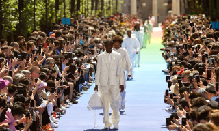 Read Virgil Abloh's Vocabulary Guide From Louis Vuitton's SS19 Men's Show