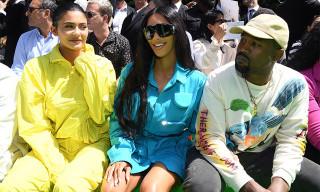 Kanye West, Kim Kardashian, Rihanna, A$AP Rocky, & More Attend Virgil Abloh's Debut Louis Vuitton Show