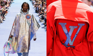 Virgil Abloh Makes History With Debut Louis Vuitton Collection