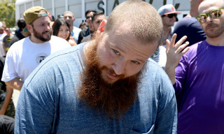 Action Bronson Shaved His Beard & Twitter Can't Handle It