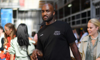 Virgil Abloh Gifts Don C With an Exclusive Pair of Louis Vuitton Sneakers