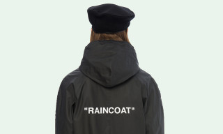Protect Yourself From Summer Downpours With Our Pick of Luxury Raincoats
