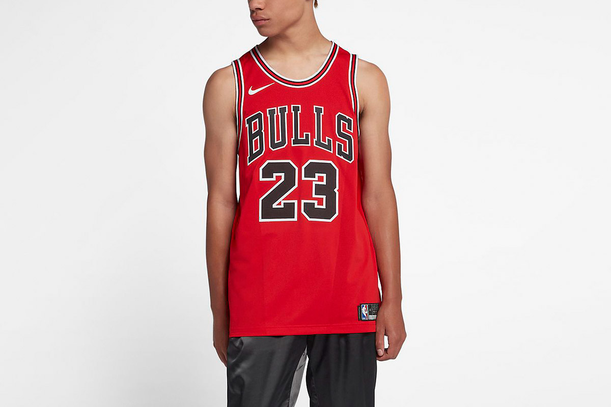 buy online 518c2 80c7a Nike's Latest Micheal Jordan Jersey Will Set You Back $400 ...