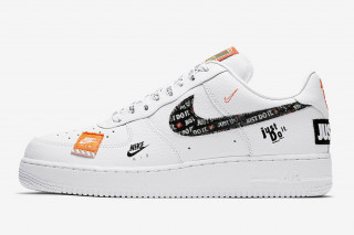 "Here's How to Cop Nike's ""Just Do It"" Air Force 1"