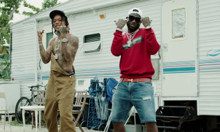 """Wiz Khalifa & Gucci Mane Are All About the Paper in """"Real Rich"""""""
