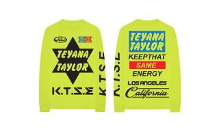Teyana Taylor Comes Through With Fresh Album Merch