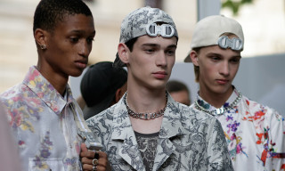 Kim Jones Readied Dior Men's for the Future at Paris Fashion Week