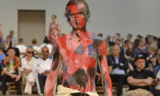 Alexander McQueen Riffs on Iconic British Artists