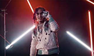 Lil Pump Raps with Stacks of Cash in His 'XXL' Freshman Freestyle