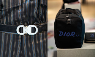 Take a Closer Look at Dior SS19 From the Paris Showroom