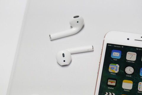 Apple has 'higher-end' AirPods slated for 2019