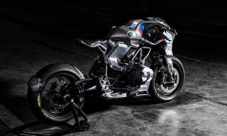 Sci-Fi Fantasy Comes to Life in Blechman's BMW R nineT 'Giggerl'