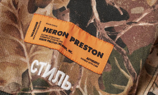 3 of Our Favorite Collections This Week: Heron Preston, 032c & ROKIT