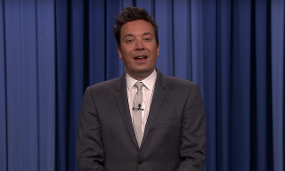 "Jimmy Fallon Claps Back After Donald Trump Tells Him to ""Be a Man"""